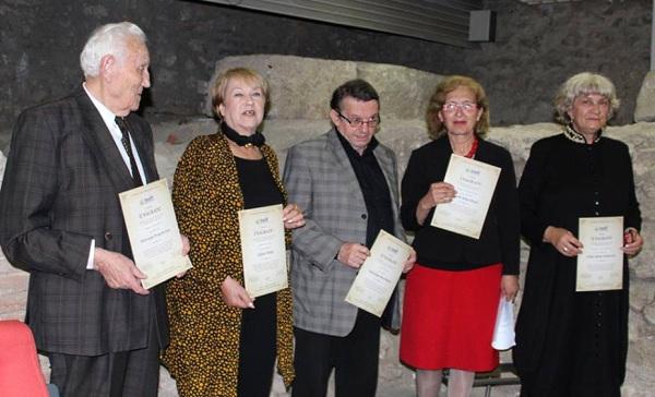 "Dobitnici ""draganove nagrade"" Beograd 2016."
