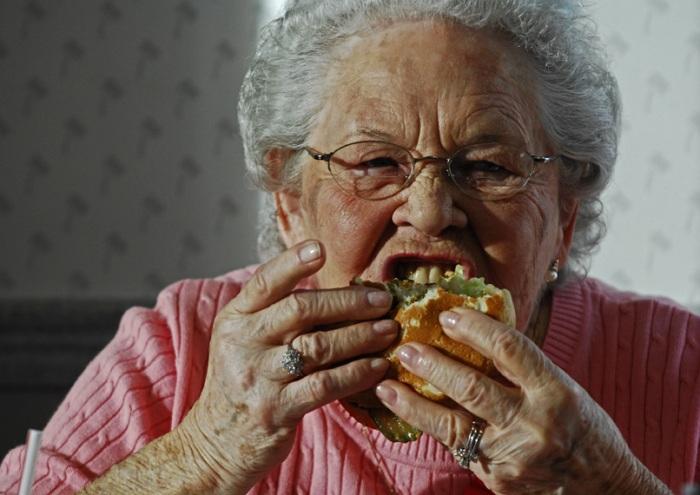 Starije žene i prekomerna telesna težina