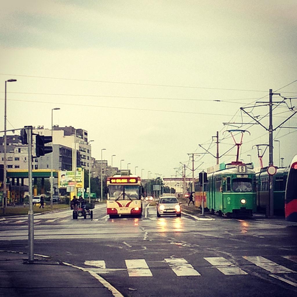 Priča u slici iz beogradskog tramvaja (VIDEO)