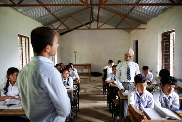 Nepal deka odgovara na času učenje celoživotno obrazovanje