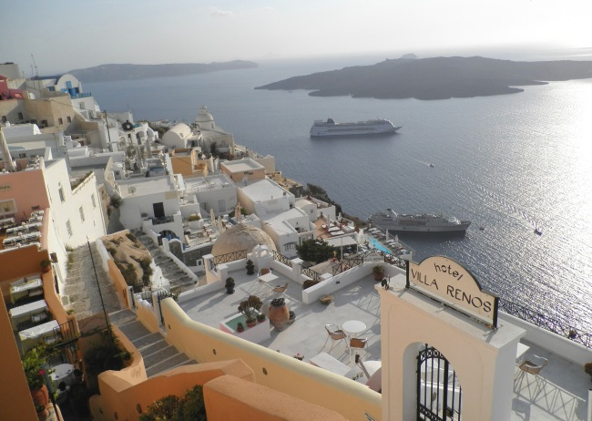 Biljana (Zrenjanin): Sa putovanja u Grčku