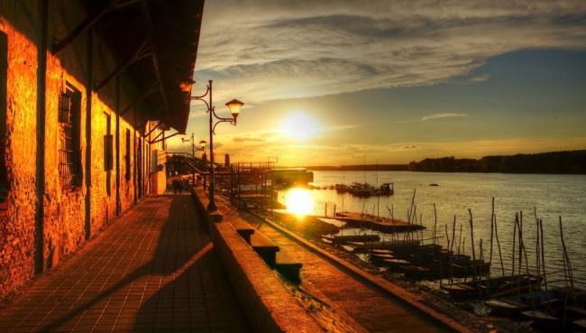 Simeon (Beograd): Reka
