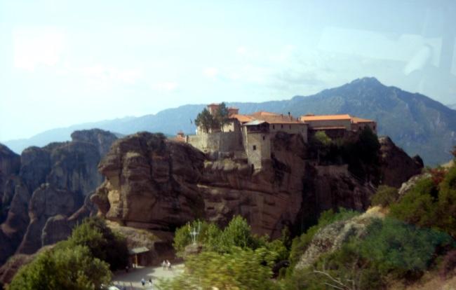 Dragica (Višegrad): Meteori – Zapis iz Grčke