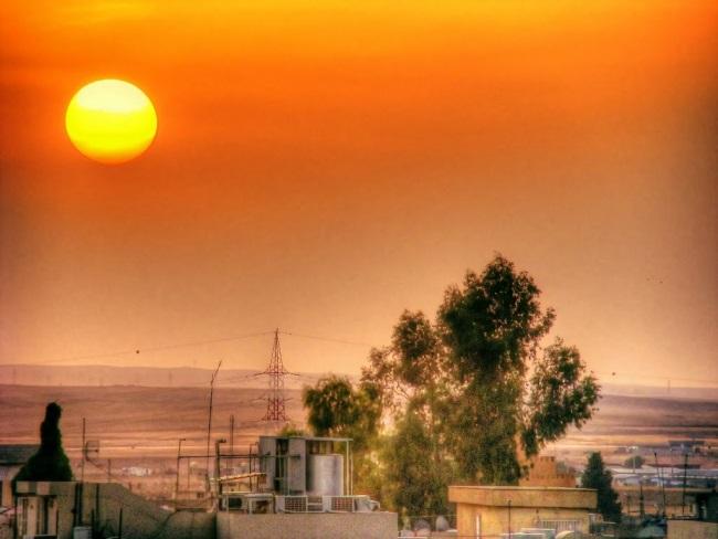 Soraja (Beograd): Zalazak sunca u pustinji