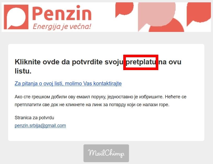 penzin-mejl-newsletter-pretplata-subscribe