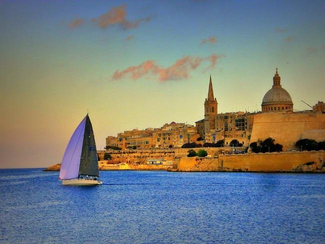Verica (Niš): More na Malti