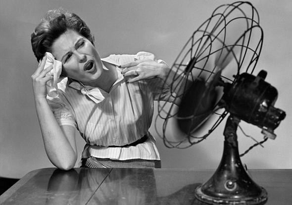 Električni ventilatori ne pomažu starijima tokom velikih vrućina