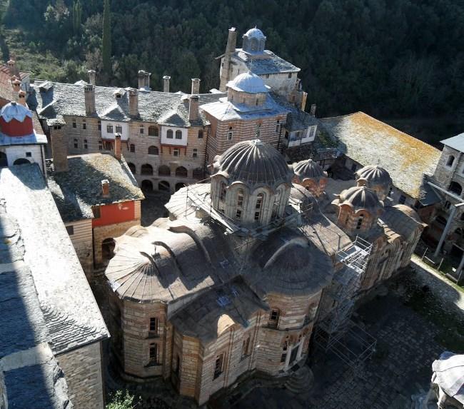 Milosav (Mladenovac): Putovanje u Grčku i poseta Hilandaru na Svetoj Gori