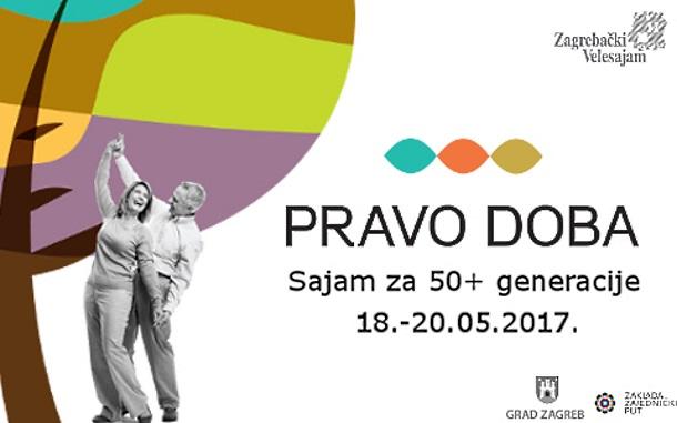 Program III sajma Pravo doba – sajma za 50+ generacije (Promo)