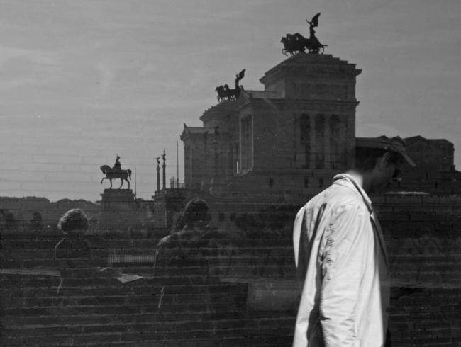 Milica – Mima (Čačak): Moj praznik u Rimu