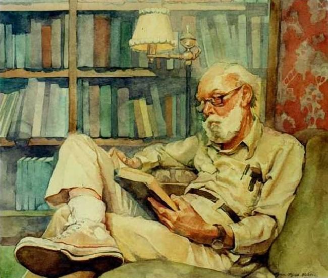 Penzioneri, najverniji čitaoci knjiga