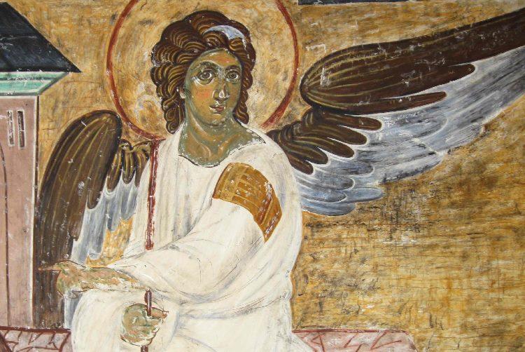 Milica (Kolut, Sombor): Priča o Belom anđelu