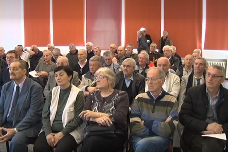 Izborna skupština Udruženja penzionera TE Nikola Tesla Obrenovac