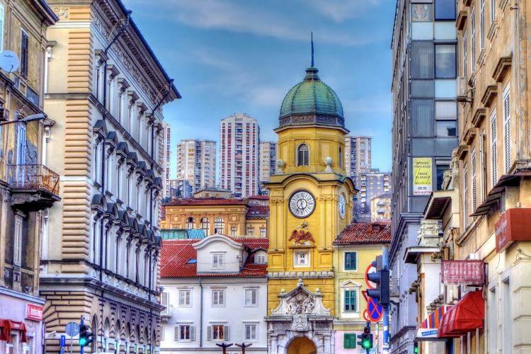 Ljiljana (Beograd): Biser Kvarnerskog zaliva – Grad urezan u sećanje