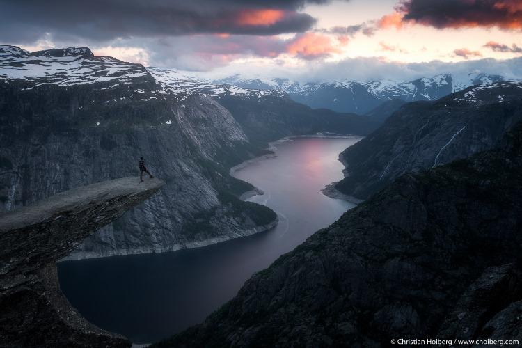Aleksandar (Novi Sad): Zemlja izuzetnih prirodnih lepota – Norveška