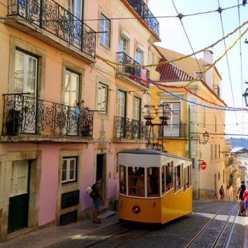 Milijana (Novi Beograd): Lisabon