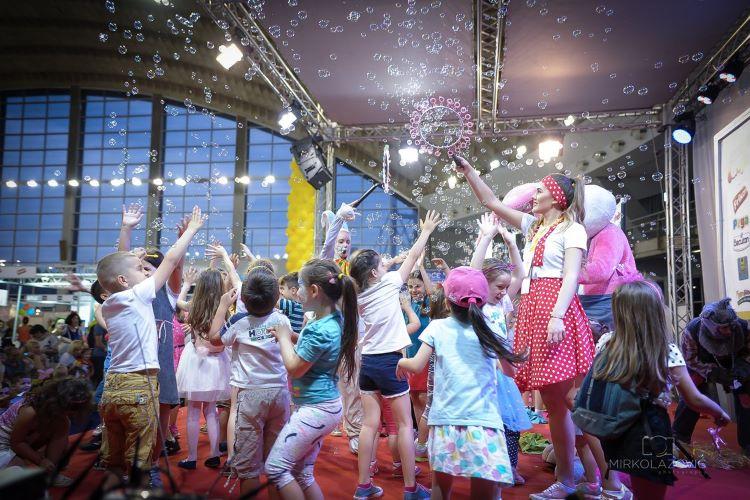 XXII Dečiji sajam od 5. do 7. oktobra na Beogradskom sajmu