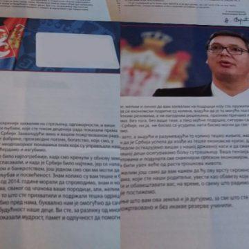 Sena Todorović: Otvoreno pismo Vučiću, povodom zahvalnice za otimanje penzije