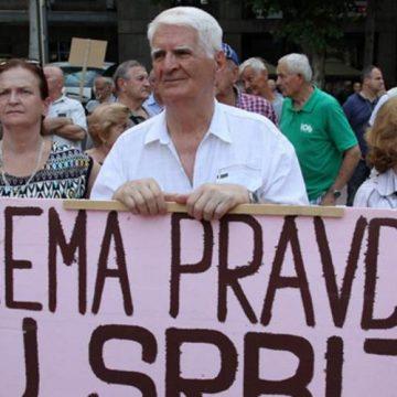 J. Tamburić: Sistemsko sprečavanje penzionera da dođu do pravde