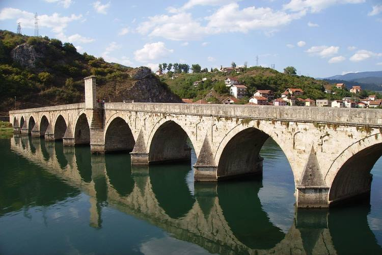 Dragica (Višegrad, Republika Srpska): Na ćupriji