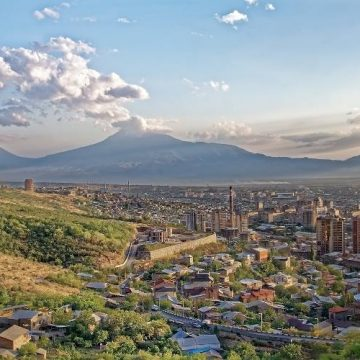 Rodoljub (Čačak): Čudesna Jerevanska fontana