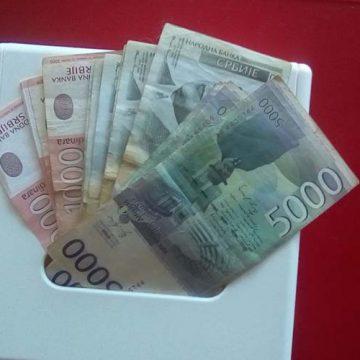 Jednokratna novčana pomoć od 100 evra – prijavljivanje i isplata