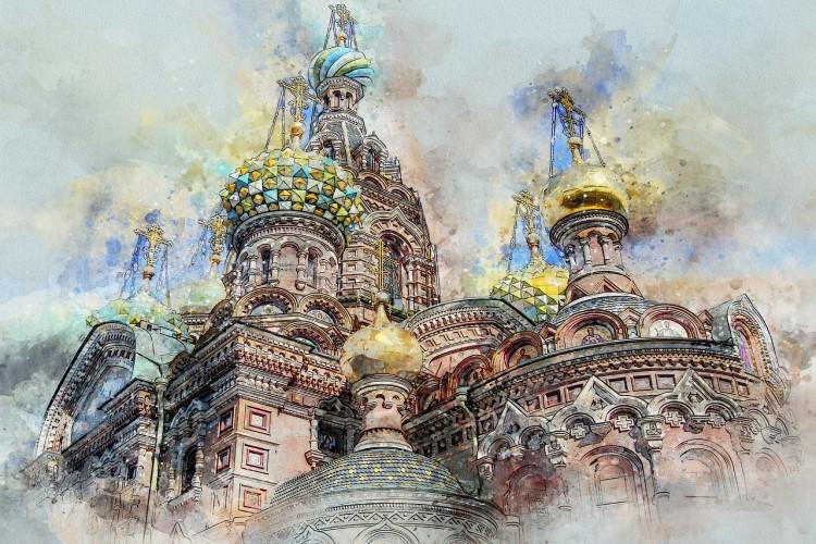 Zdenka (Kragujevac): Putopis iz Rusije – Sankt Peterburg
