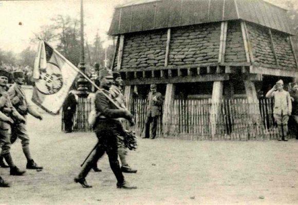 I svetski rat – 1915. godina – Zarobljenici srpske vojske