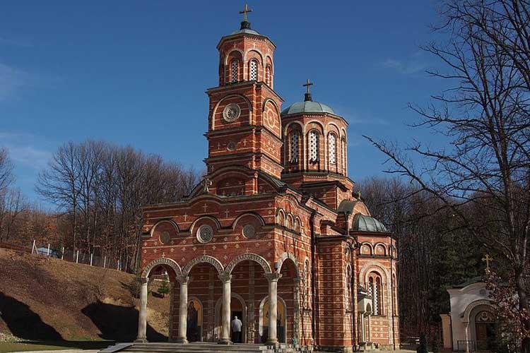 Miroslava (Beograd): Manastiri Srbije – dragulji graditeljstva