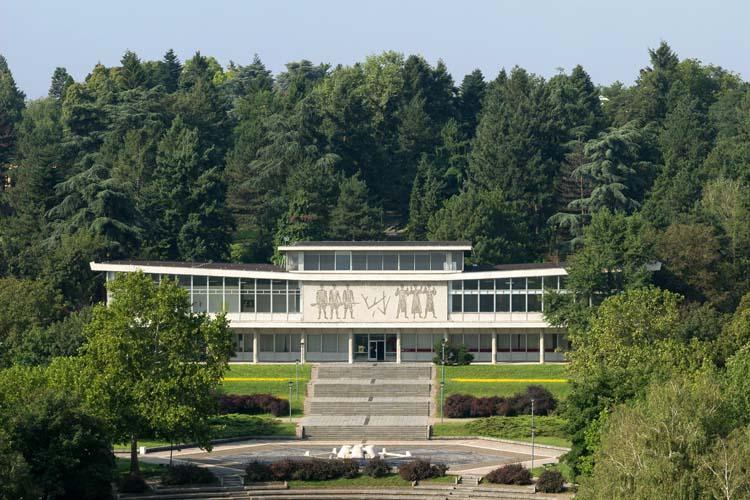 Slobodan ulaz u Park skulptura Muzeja Jugoslavije