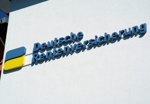 Prosečna penzija u saveznim državama Nemačke