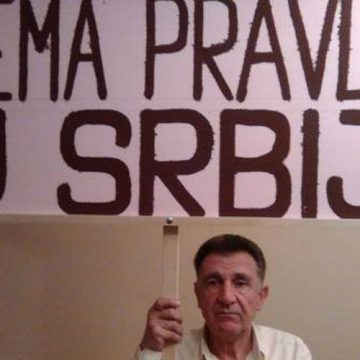 Penzioner Vučiću: Prestani me ponižavati!