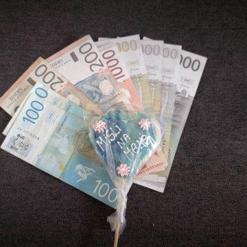 Dodatnih 50 evra za penzionere u septembru