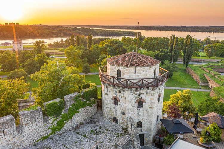 Virtuelna tura Beogradskom tvrđavom